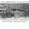 Call for Submissions: SAWCC's 20th Anniversary Visual Arts Exhibition