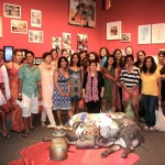 SAWCC Artists Together at Her Stories!