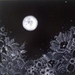 """Nancy Friedemann,""""Fagua at Night,"""" 2010. Est. Value: $1,500"""