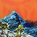 Mala Iqbal High Altitude Sunset, 2009. Est. Value: $1,500