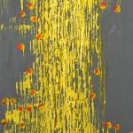 """Jayanthi Moorthy, """"Time,"""" 2012. Est. Value: $900"""