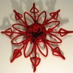 "Asha Ganpat, ""Chaosphere Mandala,"" 2012. Est. Value: $500"