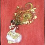 "Ramya Ravisankar, ""Mohini Plays With Fire"", 2012. Est. Value: $500"