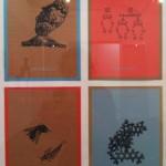 """Glen Eden Einbinder, """"Dreamcards (Science Times 200 Series),"""" 2010. Est. Value: $400"""