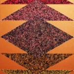 """Sarada Ravindra, """"Contained III,"""" 2012. Est. Value: $800"""